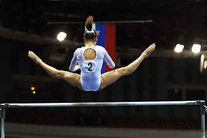image of gymnast for nutromic nutritional ergogenics nutrigenomics page