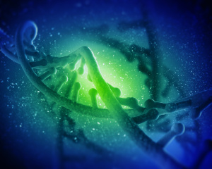 image of dna strand for about nutromic page
