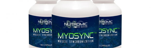 Myosync- Three Bottles & A Free Gift!